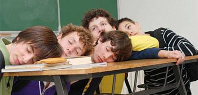 El 30% de los niños sufre insomnio