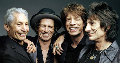 Rolling Stones, 50 años de éxitos