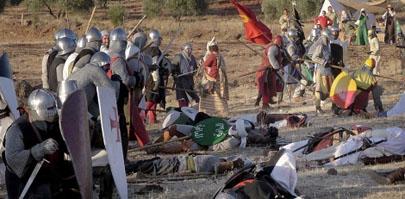 La batalla de las Navas de Tolosa en Twitter