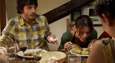 'Amanecidos' retrata la juventud española
