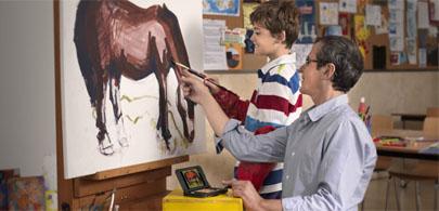El Museo Thyssen y Nintendo se alían en 'Aquí pintamos todos'