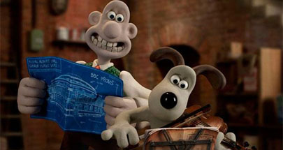 Wallace & Gromit en concierto