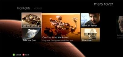 La llegada de Curiosity a Marte y el éxito del streaming