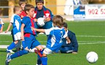 Se busca niño futbolista y actor