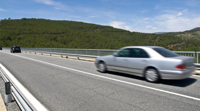 A 190 km/h durante media hora tras bloquearse el acelerador