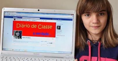 La niña brasileña que mejoró su escuela gracias a Facebook