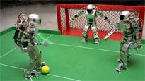 Los juegos olímpicos de los robots