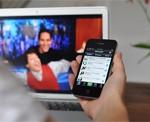 El 62% utiliza las redes sociales mientras ve la televisión