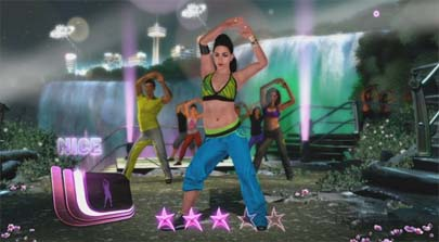 Ponte en forma con 'Zumba Fitness Core'