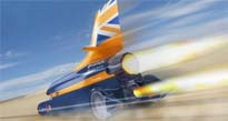 A por el récord de velocidad de 1.610 km/h