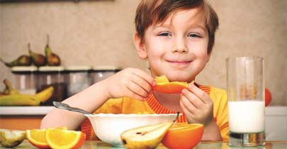 Un buen desayuno mejora el rendimiento de los escolares