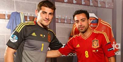 Iker Casillas y Xavi Hernández, premio Príncipe de Asturias de los Deportes 2012