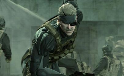 'Metal Gear' en la gran pantalla