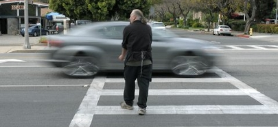 Curioso castigo para los malos conductores de Florianópolis