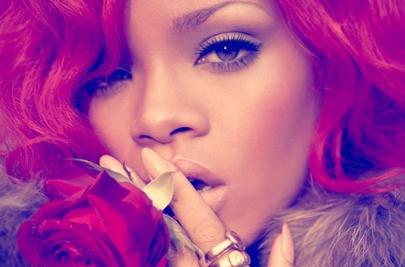 Rihanna, la más pirateada