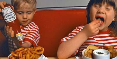 Poca sal en la infancia para prevenir la hipertensión