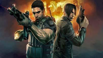 Más acción que nunca en 'Resident Evil 6'