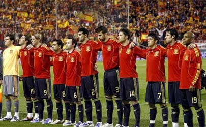 Iniciativa para respetar el himno del equipo rival