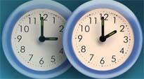 El domingo recuerda cambiar la hora