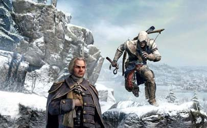 Luis Tosar será George Washington en 'Assassin's Creed 3'