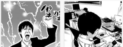 Conviértete en un personaje manga con la Manga-Camera