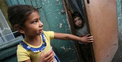 Más de 2,2 millones de niños viven en España por debajo del umbral de la pobreza