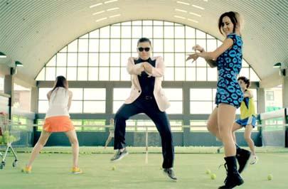 Baila a lo 'Gangnam Style' con 'Just Dance 4'
