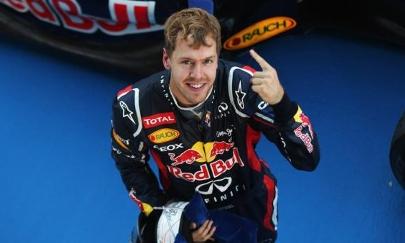 Vettel líder del mundial