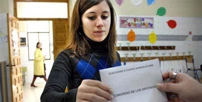 El Senado argentino aprueba el voto de jóvenes a partir de 16 años