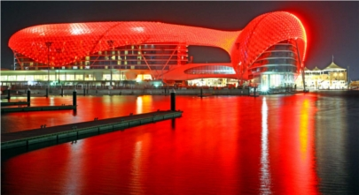 Previo G.P Abu Dhabi