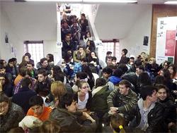 Alumnos protestan por los masivos suspensos en arquitectura - Escuela arquitectura valladolid ...