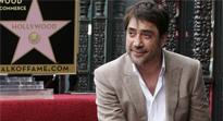 Bardem luce estrella en el Paseo de la Fama de Hollywood