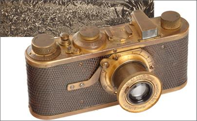 La cámara fotográfica más cara del mundo