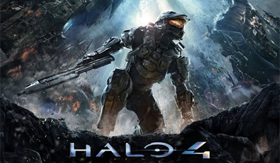 'Halo 4' arrasa