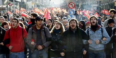 Seguimiento de la huelga ha llegado al 90% según el Sindicato de Estudiantes