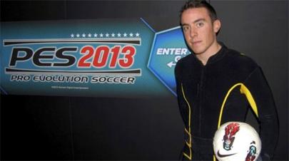 Un joven español se convierte en personaje del 'PES 2013'