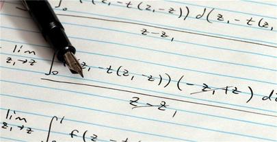 Los exámenes de matemáticas pueden provocar dolores