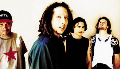 20 aniversario de Rage Against the Machine