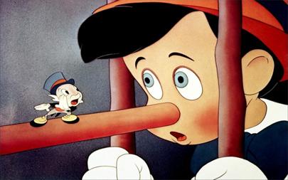 El efecto Pinocho: si mientes aumenta la temperatura de tu nariz