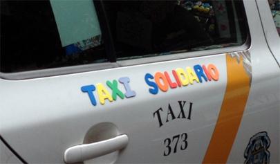 Un taxista ofrece transporte gratuito a niños con cáncer