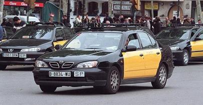 Pide un taxi desde el móvil con 'Click A Taxi'