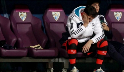 Casillas, última diana de la ira de Mou