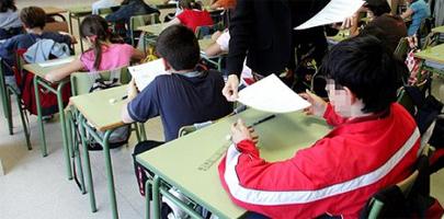Los alumnos de 9 años, mal en Lectura, Matemáticas y Ciencias