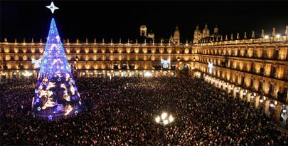 50.000 jóvenes despiden el año universitario en Salamanca