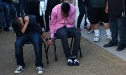 Peculiar castigo a dos alumnos de Arizona