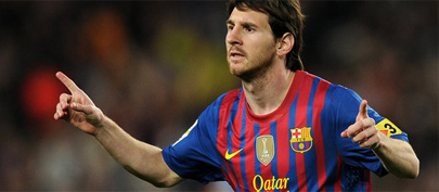 La vida de Messi en dibujos animados