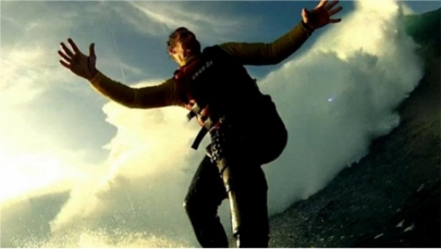 ¿Surfeada la ola más grande?