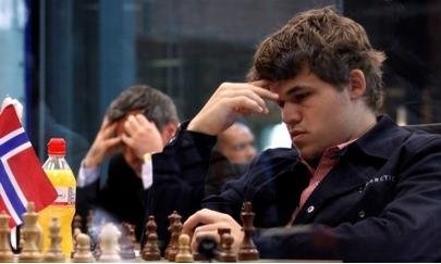 Joven prodigio supera a Kasparov