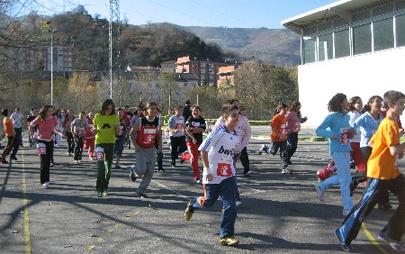 Alumnos de toda España corren por los niños de Níger