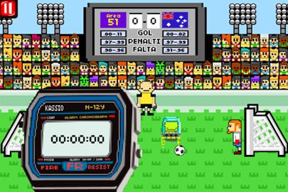 Dos estudiantes crean 'Krono Football', una app futbolera